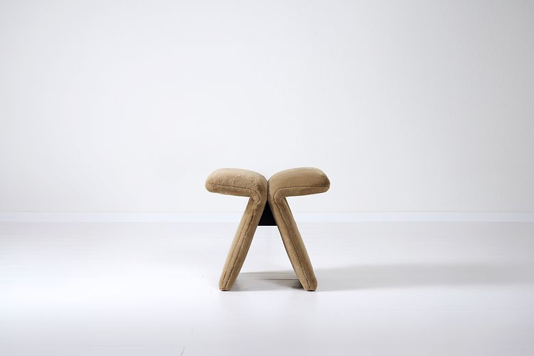 Butterfly Stool (upholstered)